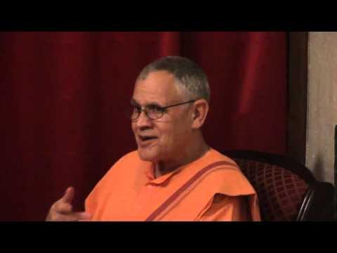 """Swami Atmajnanananda on """"Yajnavalkya and Maitreyi - An Interesting Dialogue"""""""