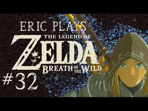 """ERIC PLAYS The Legend of Zelda: Breath of the Wild #32: """"The Pink Menace"""""""