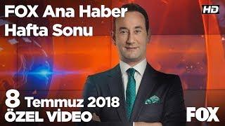 CHP'de olağanüstü Kurultay tartışmaları...  8 Temmuz 2018  FOX Ana Haber Hafta Sonu