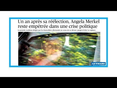 ألمانيا تتخبط في الأزمات بعد عام على إعادة انتخاب ميركل  - نشر قبل 2 ساعة