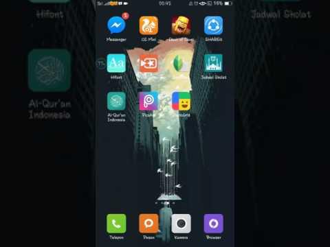 Cara memasang dual BBM pada android tanpa (ROOT)