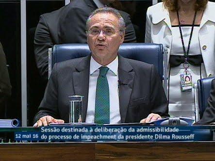 Resultado de imagem para Renan Calheiros impeachment