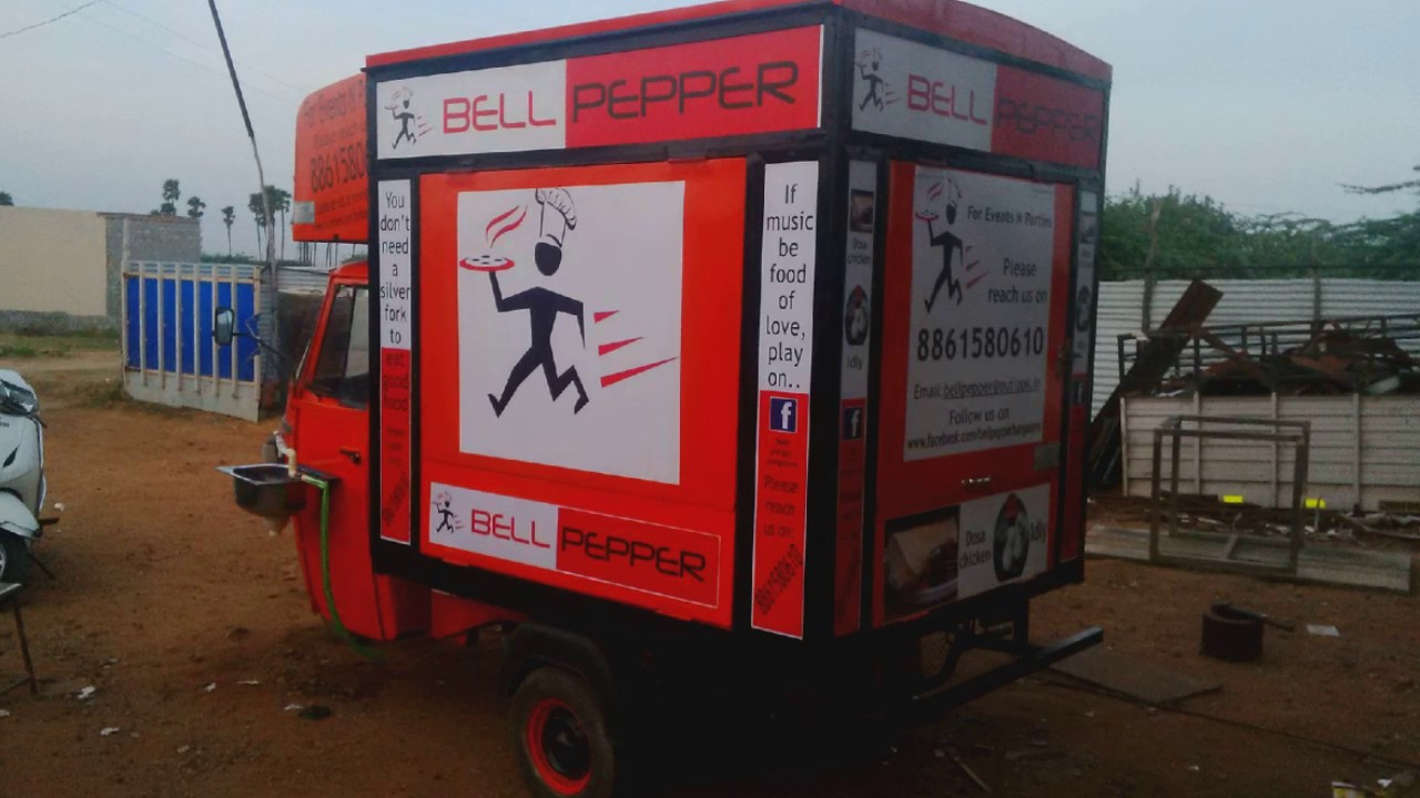 Food Truck Manufacturers In Hyderabad