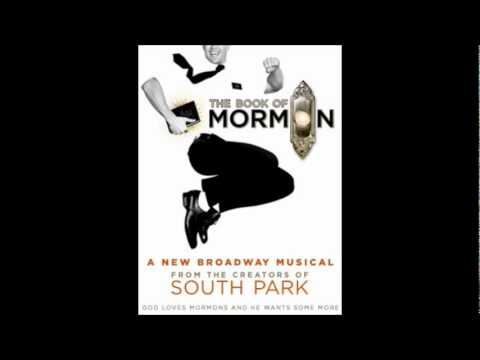 Hello Book Of Mormon On Broadway Youtube
