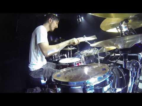 Dominik Schweiger - Fortune Flames (Drumsolo HD)