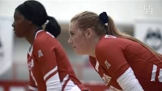 Houston Volleyball: Red & White Recap