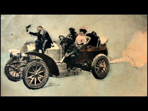 Original Chitty Chitty Bang Bang Flying Car Book Inspiration 1906
