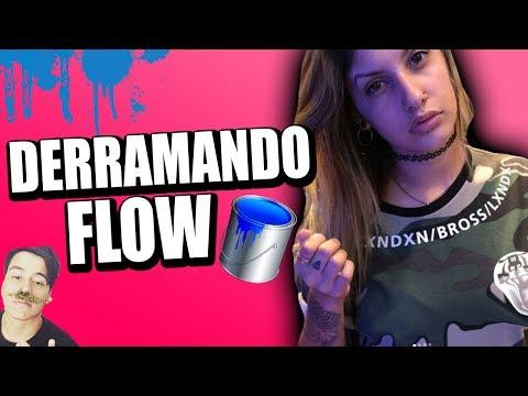 DERRAMANDO FLOW! | Batalla De Gallos Rap!! 🙀✅