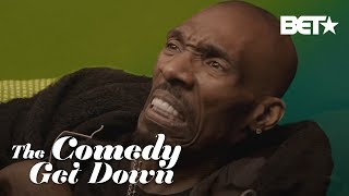 Charlie Gets It On And Takes One For The Team | The Comedy Get Down