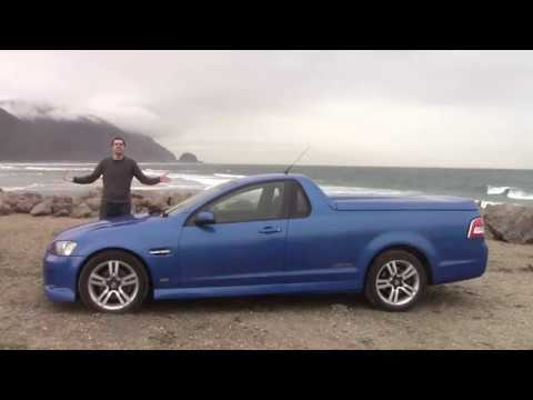 Thumbnail: The Holden Ute Should've Been Sold in the USA