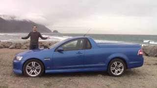 The Holden Ute Should've Been Sold in the USA