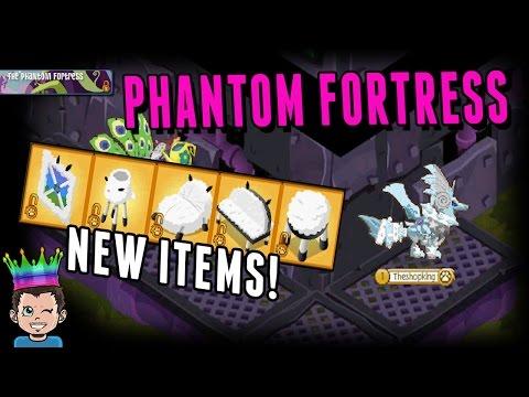 AJ Adventure: The Phantom Fortress (Every Prize Revealed)