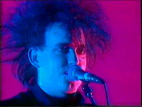 The Cure - Just Like Heaven (Live 1990)