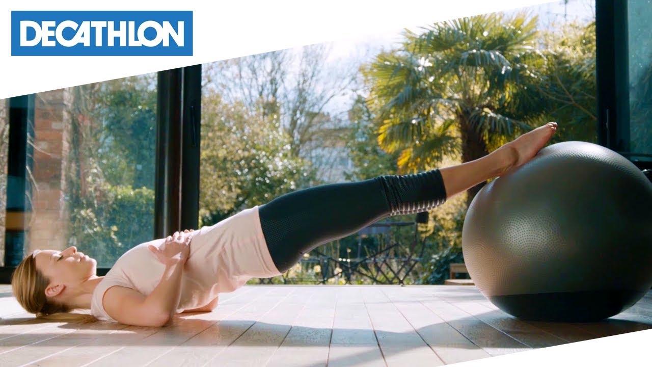 Palla da pilates Gym Ball Stable Domyos  a1b43cdb47f