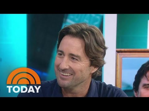 Luke Wilson Talks About CoStarring With Ben Stiller In 'Brad's Status'  TODAY