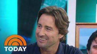 Luke Wilson Talks About Co-Starring With Ben Stiller In 'Brad's Status' | TODAY