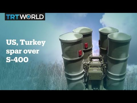 Turkey says S-400