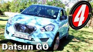 2014 Datsun Go | New Car Review