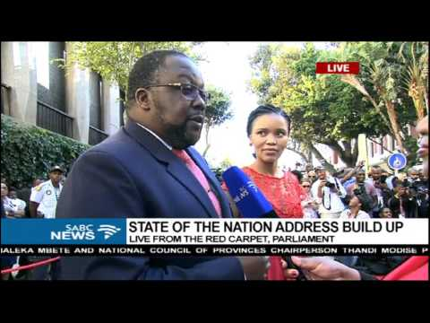 #SONA2017 red carpet moments