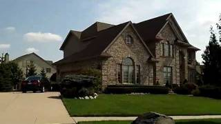 Brooklane subdivision homes Northville Township MI