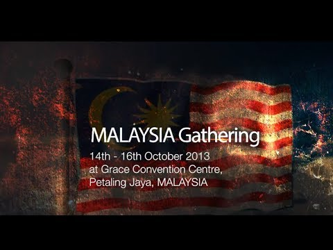 Family Journey Malaysia: October Gathering DVD Trailer