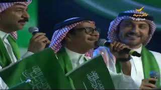 رابح صقر - سيوف العز ( ربنا واحد ) - اليوم الوطني 87