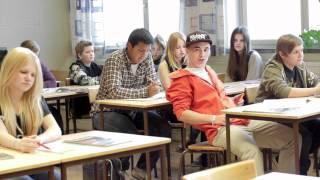 KLASSKAMPEN 9 min svensk spelfilm