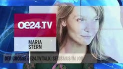 Feministin Maria Stern - Sexismus im Job