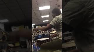Francis Amo Ghanaian Praises (Drum Cover)