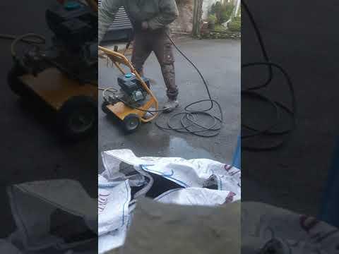 Wilks TX625i Pressure Washer
