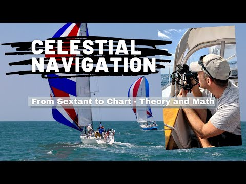 Sextant to Line of Position - A Complete Sight Reduction from an Offshore Sailing Race