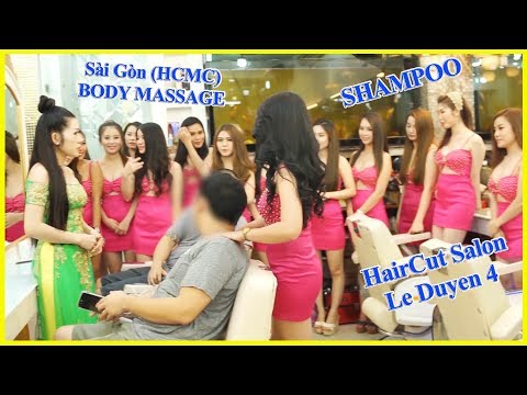 Massage Salon In Saigon Vietnam LE DUYEN 4 - PROMOTION