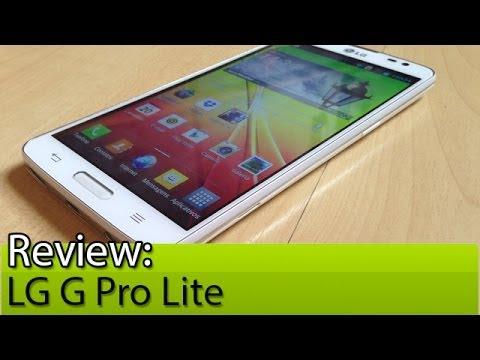 Prova em vídeo: LG G Pro Lite | Tudocelular.com