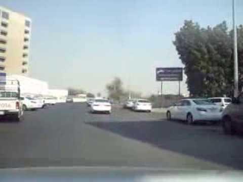 road geddah طريق