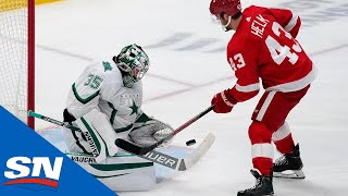 Detroit Red Wings At Dallas Stars | FULL Shootout Highlights – Apr. 19, 2021