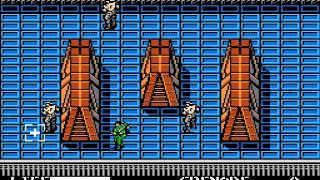 [TAS] NES Metal Gear by dunnius in 22:24.55