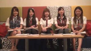 サンスポアイドルリポーター候補生SIR20のネット番組「SIR20アイドルリ...