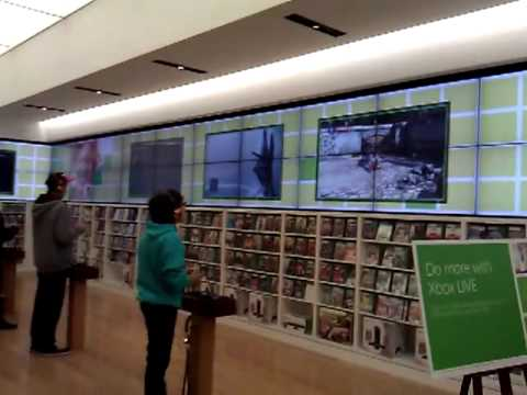 Lojas: Microsoft Store do Fashion Valley Shopping Mall, San Diego, CA