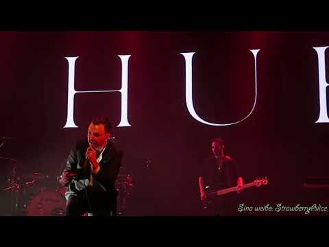 【Strawberry Alice】Hurts - Desire Tour Shanghai. 09 Better Than Love, 31/01/2018.