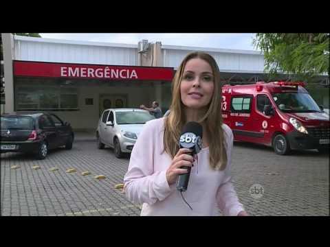 SBT Brasil (20/05/16) Olimpíada: Situação da saúde pública no Rio de Janeiro gera preocupação