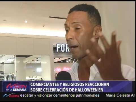 Comerciantes y religiosos reaccionan sobre celebración de Halloween
