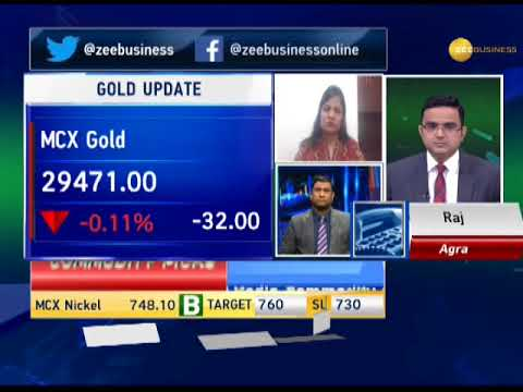 Commodities Live: MCX copper, nickel and zinc trading in green mark