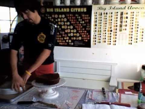 Chocolate Tomato Cake with Mystery Ganache 1of2