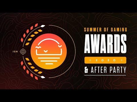 Summer of Gaming 2020 Awards
