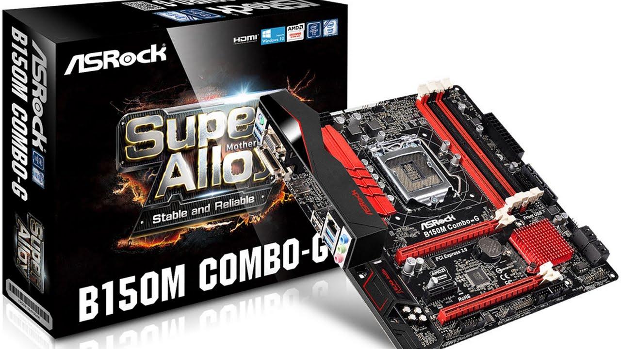 ASRock B150M Pro4/Hyper Intel USB 3.0 Drivers Download