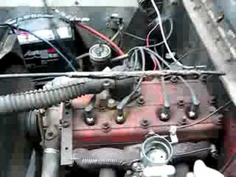 1946 Willys-Overland Jeep CJ2A 2.2L Go Devil Engine - YouTube |Jeep Cj2a Engines