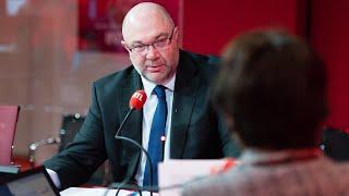 Stéphane Travert est l'invité de RTL