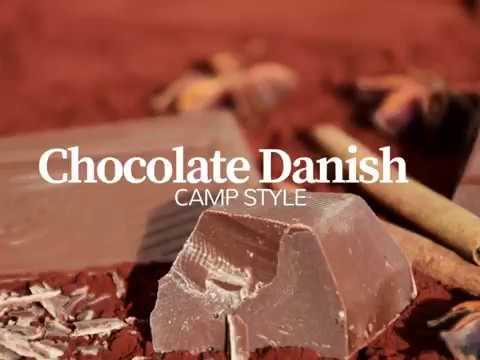 Chocolate Danish