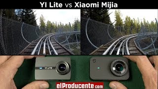YI Lite vs Xiaomi Mijia - Comparison Review
