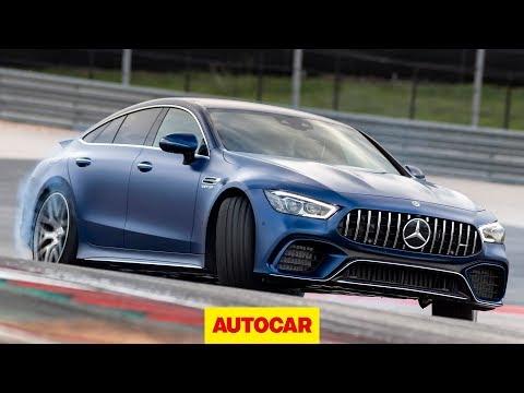 2019 Mercedes-AMG GT63 S